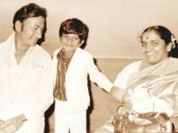 Dr Rajkumar Introducing His Family