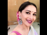 Madhuri Dixit Turns 50 Bollywood Celebrities Wishes Her Eternal Beauty