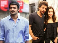 Actress Alia Bhatt Rejects Shahrukh Khan But Is Dying Work With Baahubali Prabhas