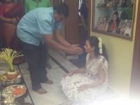 In Pics Kannada Actress Amulya Arishina Shastra