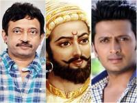 Ram Gopal Verma Riteish S Doing Shivaji To Become Pride Of Maharashtra