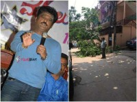 Jaggesh Has Expressed His Agony On Who Was Harvest Tree In Front Of His House