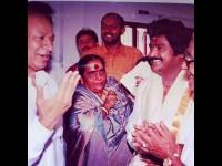 Actor Jaggesh Prayer For Parvathamma Rajkumar Helth