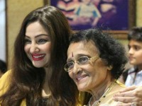 In Pics Priyanka Upendra Celebrates Her Mother In Law S Birthday