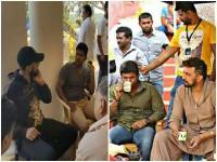 Actor Puneeth Rajkumar Visits To Villain Set