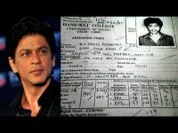 Shah Rukh Khan S Admission Form Goes Viral