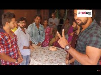 Students Movie Team Visited To Senior Citizens Daycare Center