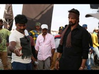 Kannada Movie The Villain Shooting In Belagavi