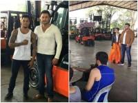 Darshan Starrer Tarak Movie Shooting At Malaysia