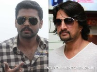 Sudeep Congratulates Kirik Party Team