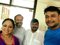 B Suresh To Produce Darshan S 51st Movie