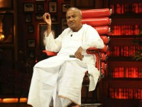 Hd Devegowda Revealed His Bank Balance In Weekend With Ramesh