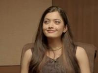 Watch Rashmika Mandanna S Controversial Statement On Mathu Kathe Vinay Jothe Show