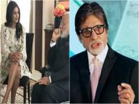 Amitabh Bachchan React On Priyanka S Dress Controversy