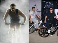 Salman Khan Launches Being Human E Cycles