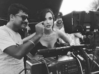 Actress Amy Jackson Joined The Villain Team