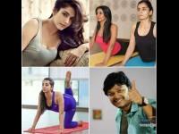 Sandalwood Celebrities Who Love Yoga