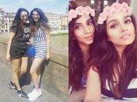 In Pics Shraddha Kapoor Holidays In Italy With Her Bestie Eshanka Wahi
