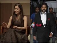 Yash Fans Angry With Rashmika Mandanna