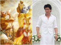 Shah Rukh Khan Has Been Reading Mahabharatha For One And A Half Years