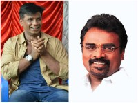 K P Nanjundi Is Playing The Role Of A Pro Kannada Activist Kanaka Film