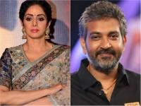 Sridevi Is Upset With Baahubali Director S S Rajamouli