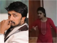 Sudeep Appreciates To Lady Arumugam