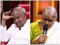Hd Devegowda Spoke About Acid Attack Incident In Weekend With Ramesh