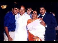 Parvathamma Rajkumar S Desire Was Not Fulfilled