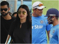 Anushka Sharma Is Reason The Kumble And Kohli Fight