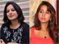 Pooja Gandhi Gives Reaction To Sanjjanaa Galrani