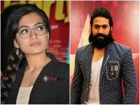 Yash Reaction About Rashmika Mandanna Controversy
