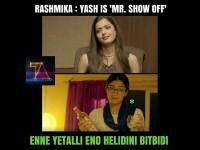 Rashmika Mandanna Trolled On Social Media