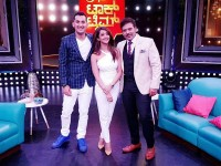Aindritha Ray Takes Part In Super Talk Time
