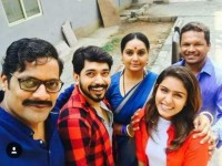 Kannada Movie College Kumar Shooting Complete
