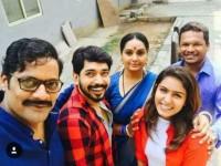 Kannada Movie College Kumar Shooting Complete