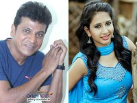 Actress Manvitha Harish Wishes To Shivarajkumar Birthday