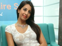 Sanjjanaa Galrani S Mother Becomes Emotional In Press Meet