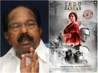 Indu Sarkar Will Hurt Congressmen This Is What Pm Wants M Veerappa Moily