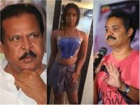 Director Srinivasa Raju Clarify About Sanjjanaa Leaked Video