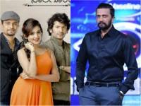 Kichcha Sudeep Talks Bhuvan And Pratham Controversy