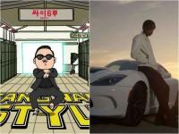 See You Again Beats Gangnam Style In Youtube