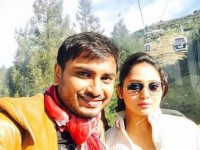 Actress Amulya And Jagadish Honeymoon Trip