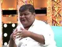 Kannada Actor Bullet Prakash Remembers His First Shooting Experience