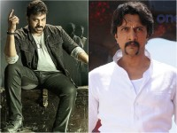 Kiccha Sudeep And Chiranjeevi To Act 2nd Time Together