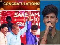 Sarigamapa Season 13 Winner Sunil In Dance Karnataka Dance