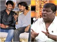 Bullet Prakash Spoke About Darshan And Sudeep In Super Talk Time