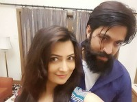 Yash And Radhika Pandit Bought A New House