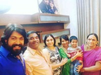 Yash Mother Pushpa Gifted New House To Radhika Pandit