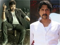 Sudeep Will Not Act In Chiru S Film